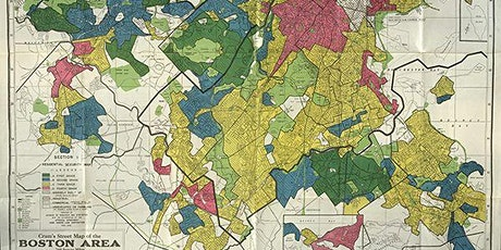 Redlining, Roads, and Residential Segregation in 20th-Century Massachusetts tickets