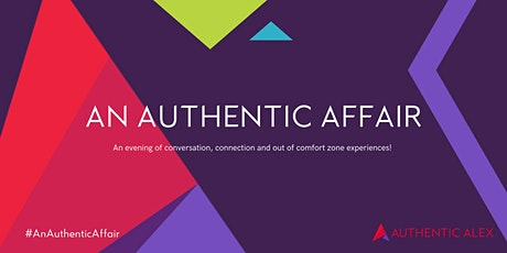 An Authentic Affair - Conversations and Connection tickets