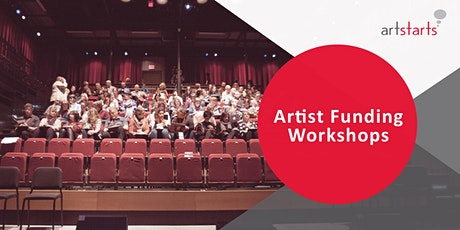 Artist Funding Workshops: BC Arts Council Pivot for Individuals Grant Info tickets