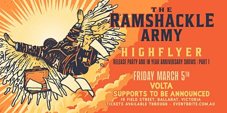 The  Ramshackle Army tickets