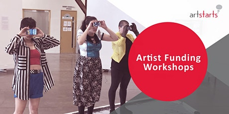 Artist Funding Workshops: BC Arts Council's Online Grant Application System tickets