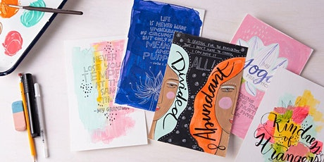 Virtual Family Art Day: The Art of Gratitude Journaling tickets