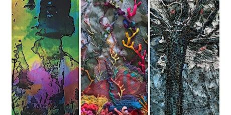 My Textile Journey - Cindy Cooper Artist Talk tickets