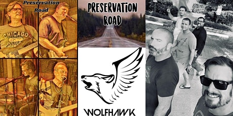 Wolfhawk and Preservation Road tickets