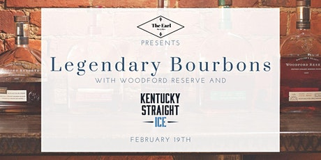 Legendary Bourbon Series tickets
