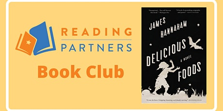 Reading Partners Book Club- February tickets
