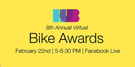 8th Annual Virtual Bike Awards tickets