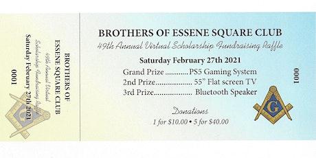 Essene Lodge No. 97 Virtual Scholarship Fundraiser tickets