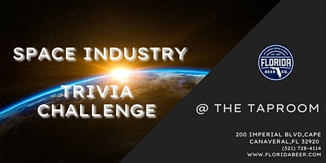 Space Industry Trivia Challenge tickets
