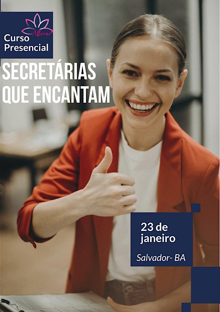 Imagem do evento Curso Secretárias que Encantam - evento ADIADO!!!!!!