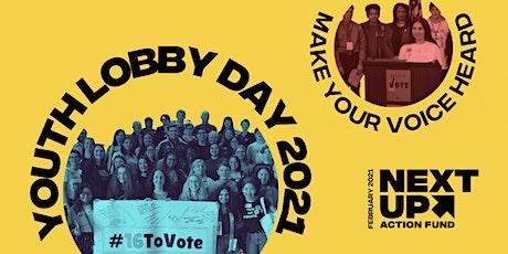 Oregon Virtual Youth Lobby Day 2021 tickets