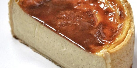 Online Baking Workshop - Flan Parisien tickets