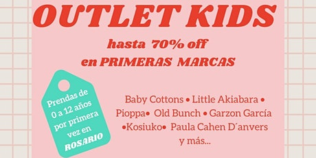Outlet Kids Rosario entradas