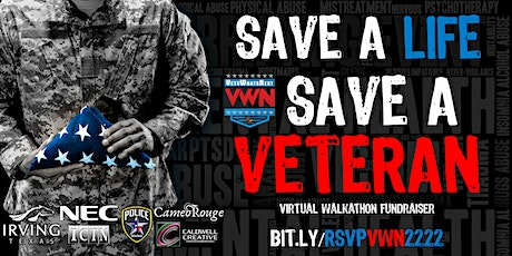 SAVE A LIFE – SAVE A VETERAN tickets