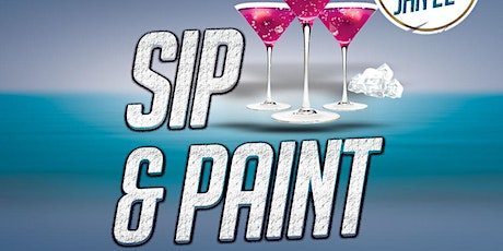 Sip & Paint Party-Weso Creative tickets