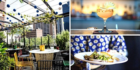Sunday Rooftop Bottomless Brunch Sessions w/ DJ tickets
