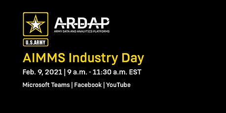 AIMMS Industry Day tickets