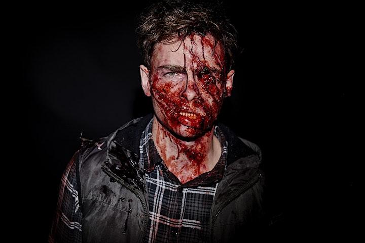 Special Effects Make-up:  Burns, Scars & Wounds - Online Live Workshop image