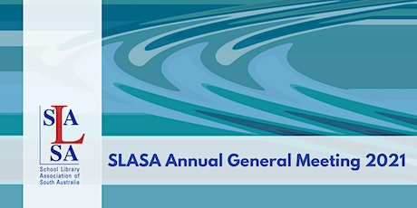 SLASA Annual General Meeting 2021 tickets