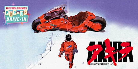 Akira 4K - The Frida Cinema Pop-Up Drive-In tickets