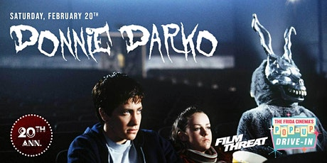 Donnie Darko 20th Anniversary - The Frida Cinema Pop-Up Drive-In tickets