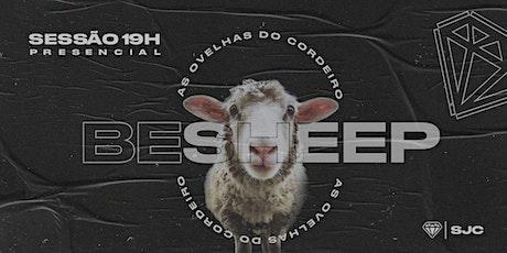 Culto Presencial 19h - 24/01/2021 ingressos