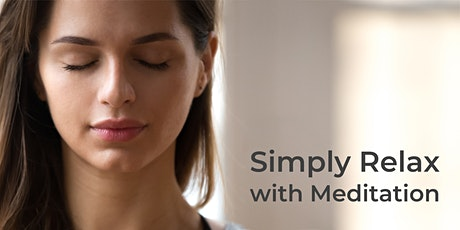 Simply Relax with Meditation tickets