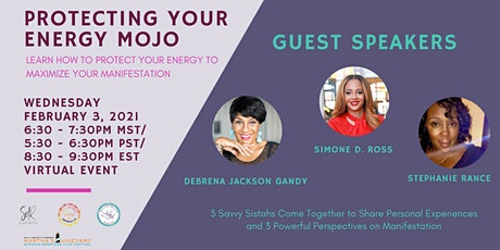 Protecting Your Manifestation Mojo tickets