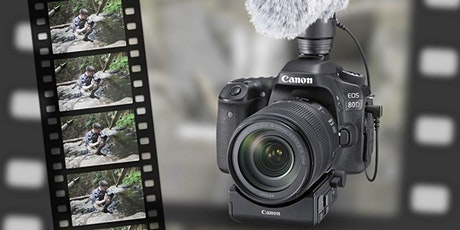Next Level Video - Storytelling Live Online with Canon & Samy's Camera tickets