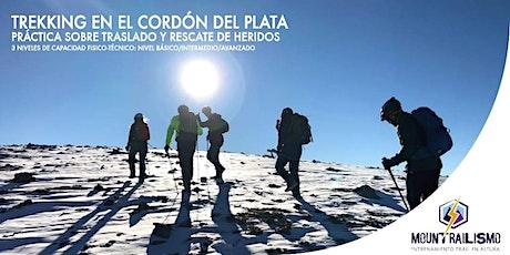 Trekking Cordón del Plata - Nivel  Inicial/Interme entradas