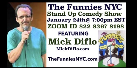 'The Funnies NYC' Stand Up Comedy Show tickets