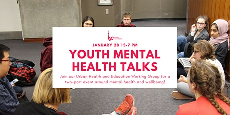TYC Youth Mental Health Talks tickets