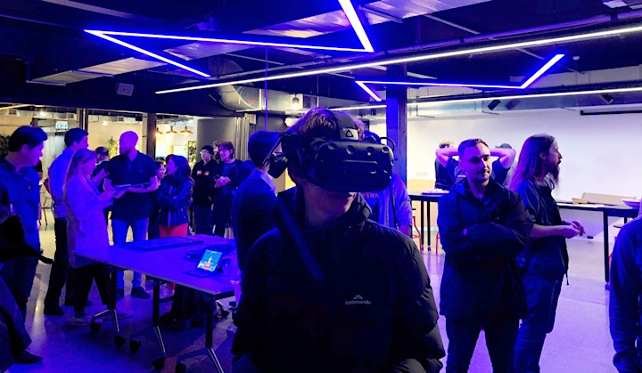 New Zealand AR/VR/MR Industry Meet Up image