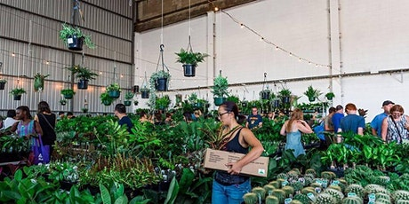 Canberra - Huge Indoor Plant Warehouse Sale - Rumble in the Jungle tickets