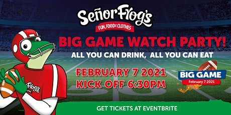 FREE WATCH PARTY FOR THE BIG GAME FEB 7th tickets