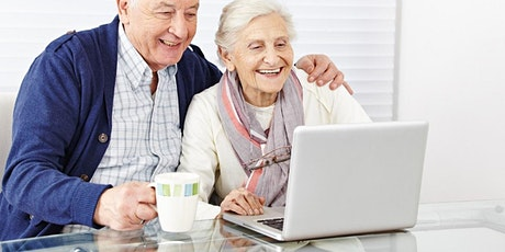 Tech Savvy Seniors - Downloading and using apps tickets