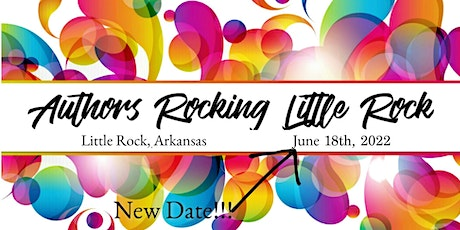 Authors Rocking Little Rock 2022 tickets
