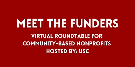 Meet the Funders: Roundtable for Nonprofits tickets