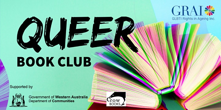 Albany Queer Book Club Launch image