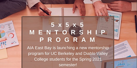 5x5x5 Mentorship Program Kick Off Meeting tickets