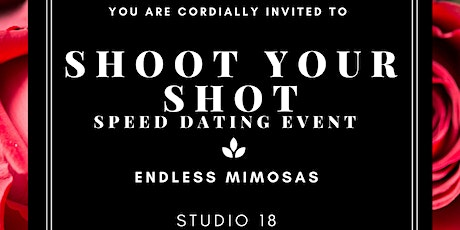 Shoot Your Shot Speed Dating Brunch tickets