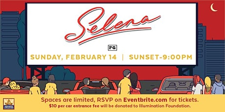 Drive-In Movie Featuring Selena tickets