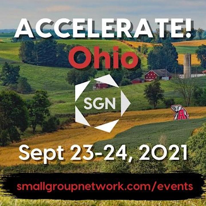 ACCELERATE! Ohio image