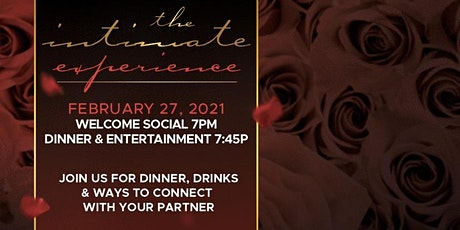 """Sensual Bliss Life presents """"The Intimate Experience"""" tickets"""
