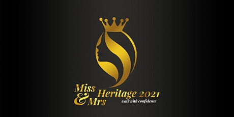 Miss Heritage 2021 & Mrs Heritage 2021 tickets