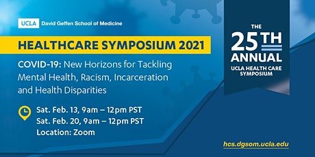 UCLA 25th Annual Healthcare Symposium 2021 tickets