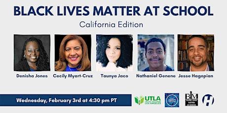 Black Lives Matter at School:  California Edition tickets