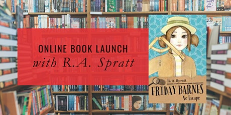Book Launch:  Friday Barnes Book 9 - No Escape tickets