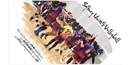 SYDNEY UNITED VOLLEYBALL Women's Representative Trials # 2 tickets