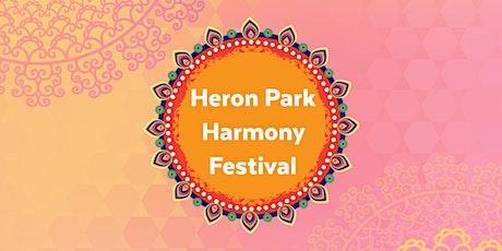 Heron Park Harmony Festival tickets